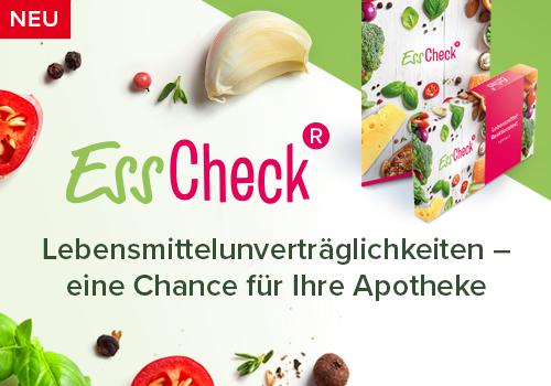 EssCheck: Lebensmittelunverträglichkeiten - eine Chance für Ihre Apotheke